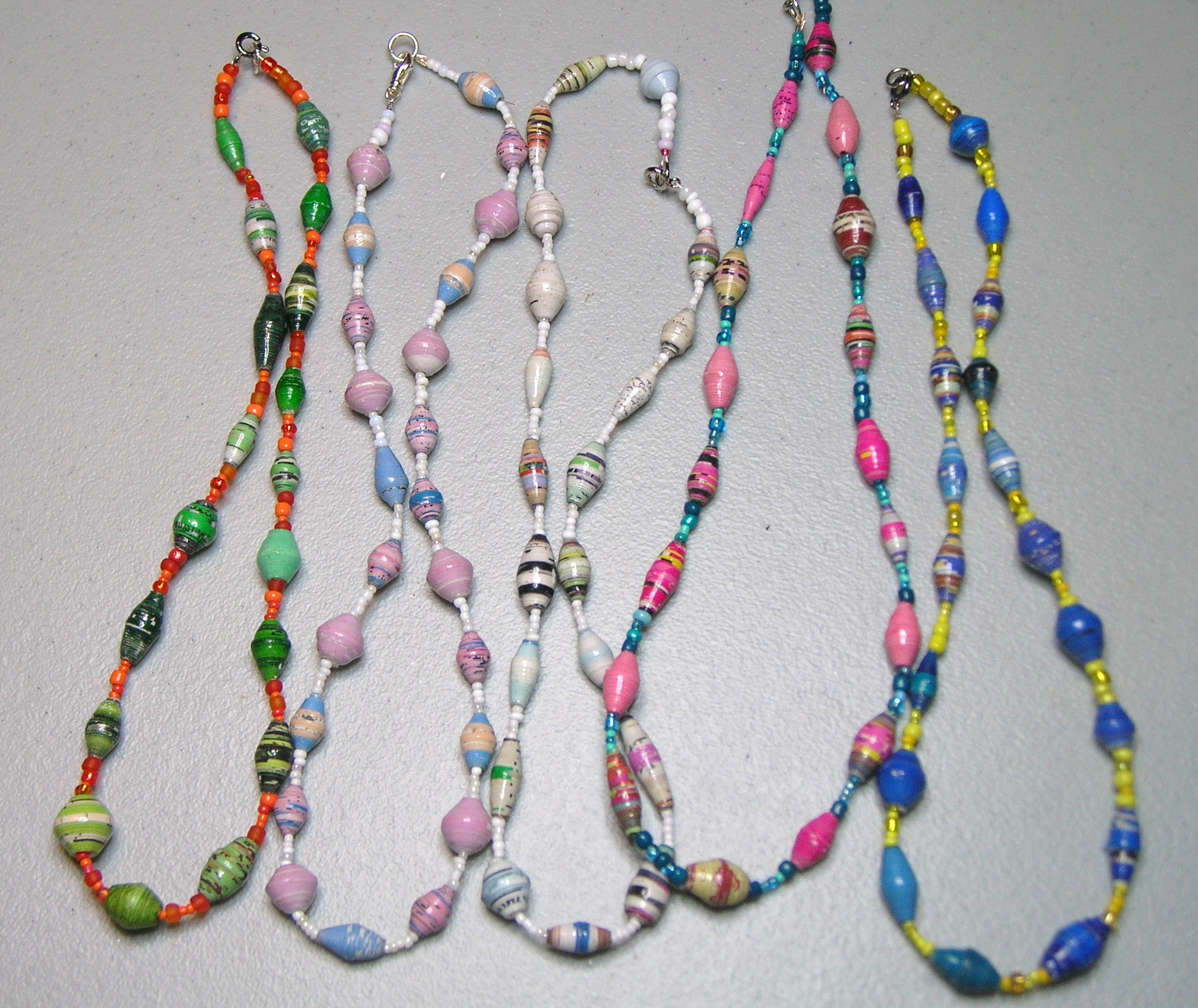 paper beads for sale