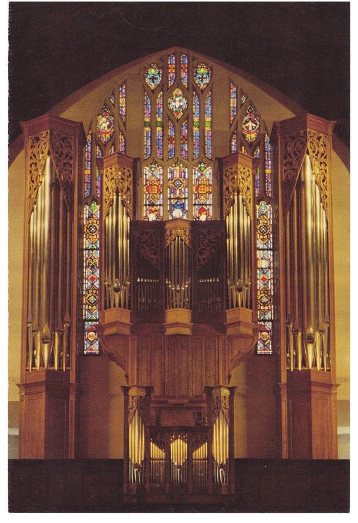 Wilhelm organ Wooster 1